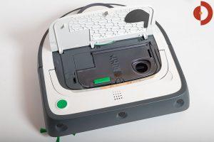 Vorwerk-VR300-Test-Vorwerk-Kobold-Schmutzfach