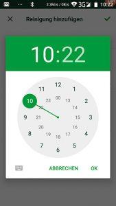 Vorwerk-Kobold-VR300-App-Zeiteinstellung