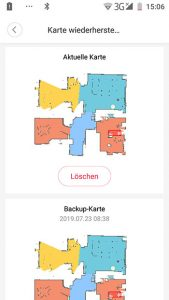 App-Roborock-S6-Karte-wiederherstellen