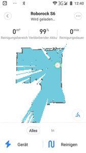 App-Roborock-S6-Raum-erste-mal-scannen