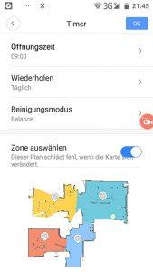 App-Roborock-S6-Timer--Einzelraum