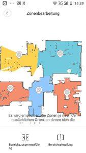 App-Roborock-S6-Zonenbearbeitung