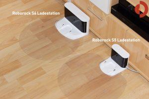 Roborock-S6-Test-Saugroboter-Ladestation-Vergleich