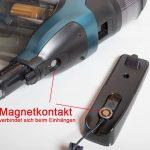 Philips-SpeedPro-Max-Plus-Aqua-XC8147-Test-Magnetkontakt