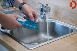 Philips-SpeedPro-Max-Plus-Aqua-XC8147-Test-Wassertank-2
