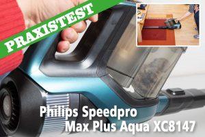 Philips-SpeedPro-Max-Plus-Aqua-XC8147-Test-und-Dyson-V10-Vergleich-2-3