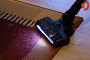 Miele-Triflex-HX1-Cat-Dog-3-Test-Licht