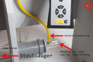Staubsauger-Saugstaerke-messen-12mm-19mm-Saugoeffnung
