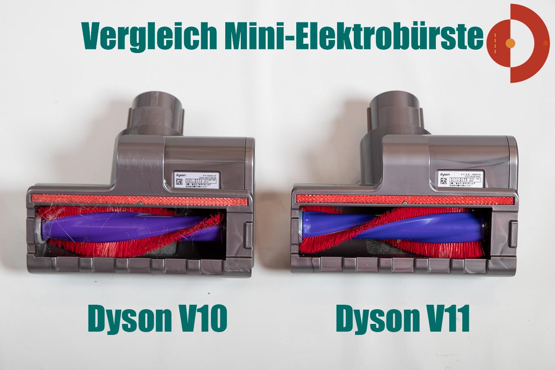 Dyson Vergleich