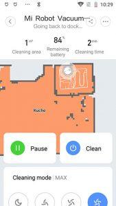App-Xiaomi-Mi-Robot-1S-zeichnet-in-falschen-Bereich