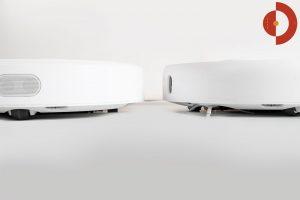 Vergleich-Xiaomi-Mi-Robot-und-Xiaomi-Mijia-1S-Frontal