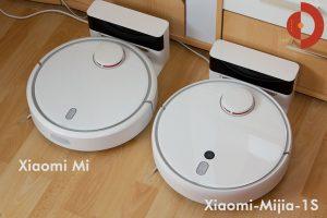 Vergleich-Xiaomi-Mi-Robot-und-Xiaomi-Mijia-1S-Ladestation