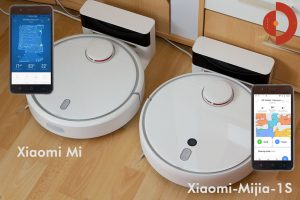 Vergleich-Xiaomi-Mi-Robot-und-Xiaomi-Mijia-1S-Ladestation-Smartphone