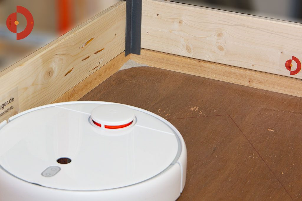 Xiaomi-Mi-Robot-1S-Xiaomi-Mijia-1S-Test-Eckreinigung