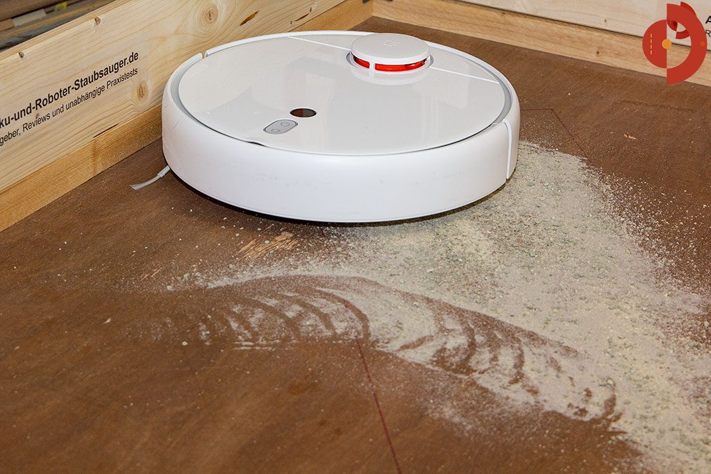 Xiaomi-Mi-Robot-1S-Xiaomi-Mijia-1S-Test-Kaertetest-Katzenstreu-Sand