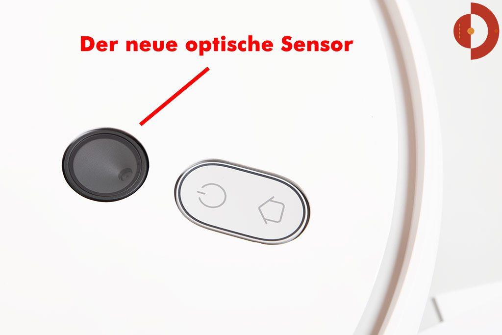 Xiaomi-Mi-Robot-1S-Xiaomi-Mijia-1S-Test-Optischer-Sensor