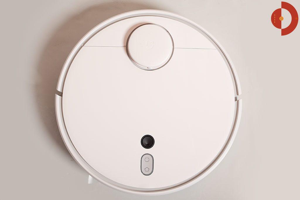 Xiaomi-Mi-Robot-1S-Xiaomi-Mijia-1S-Test-Saugroboter-Draufsicht