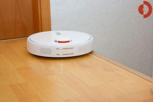 Xiaomi-Mi-Robot-1S-Xiaomi-Mijia-1S-Test-Saugroboter-Treppenkante