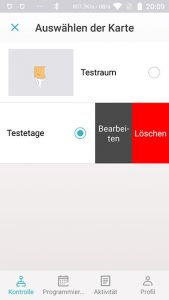 Cecotec-Conga-4090-AppTest-Karten-bearbeiten