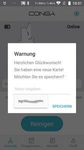 Cecotec-Conga-4090-AppTest-Neue-Karte