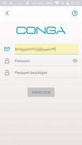 Cecotec-Conga-4090-AppTest-Registrieren