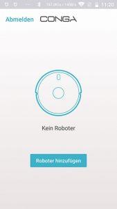 Cecotec-Conga-4090-AppTest-Roboter-hinzufuegen-1