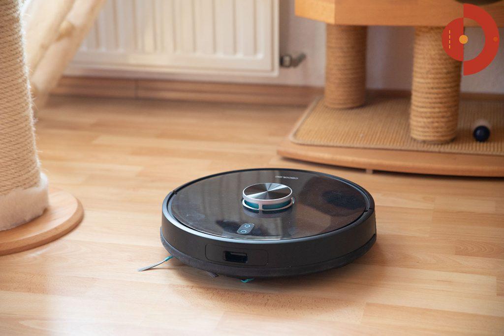 Cecotec-Conga-4090-Test-Saugroboter-Wichroboter-7