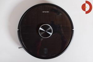 Cecotec-Conga-4090-Test-Saugroboter-Wichroboter-Draufsicht