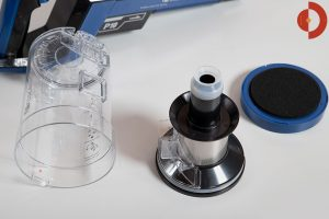 Proscenic-P10-Test-Akku-Staubsauger-Filter-3
