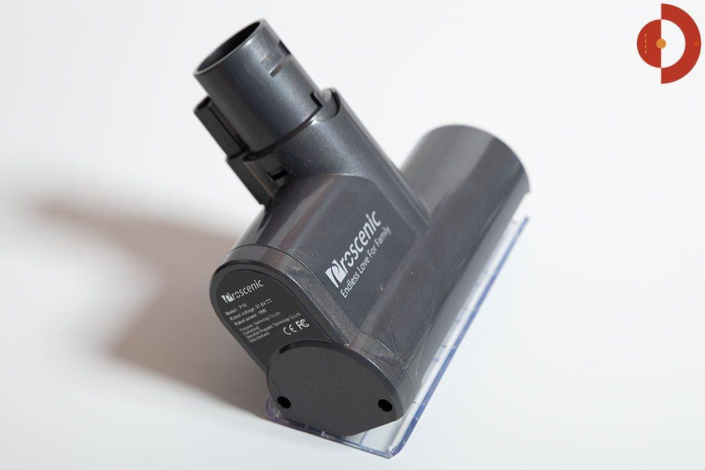 Proscenic-P10-Test-Akku-Staubsauger-Wandhalter-Mini-Elektrobuerste