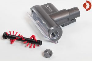 Proscenic-P10-Test-Akku-Staubsauger-Wandhalter-Mini-Elektrobuerste-5