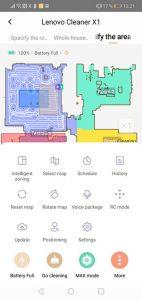 Lenovo-X1-App-Test-Raumaufteilung-Menu