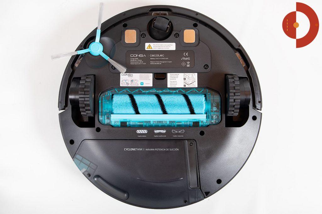 cecotec-conga-5090-test-und-vergleich-unteransicht