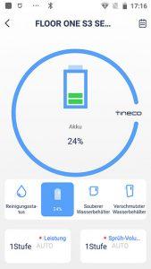 App-Waschsauger-Test-Tineco-Floor-One-S3-Akku