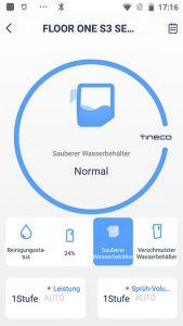 App-Waschsauger-Test-Tineco-Floor-One-S3-Frischwasserbehaelter