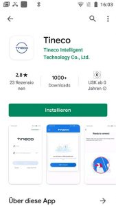 App-Waschsauger-Test-Tineco-Floor-One-S3-Playstore