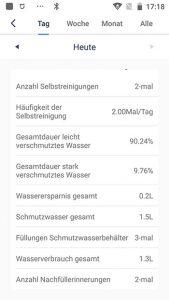 App-Waschsauger-Test-Tineco-Floor-One-S3-Protokoll2