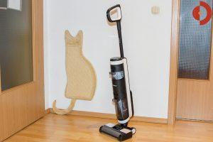 Tineco-Floor-One-S3-Test-Akku-Wischsauger-steht