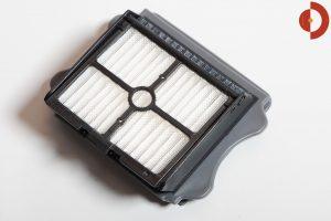 Tineco-Floor-One-S3-Test-Saugwischer-Filter