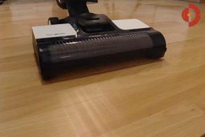 Tineco-Floor-One-S3-Test-Testflaeche-Katzenstreu-2