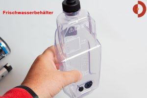 Bissell-CrossWave-Cordless-Test-Vergleich-Frischwasserbehaelter