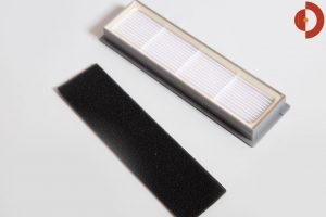 Deebot-Ozmo-T8-AIVI-Test-Saugroboter-Filter