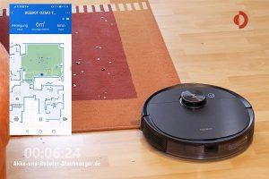 Deebot-Ozmo-T8-AIVI-Test-Schnippsel-Test