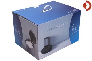 Ecovacs-Deebot-Ozmo-T8-AIVI-Absaugstation-Test-Verpackung