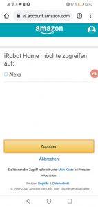 App-iRobot-Roomba-i7-Plus-App-Sprachassistent-Alexa