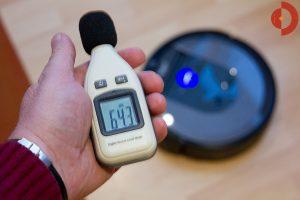 iRobot-Roomba-i7-Plus-Lautstaerke-Messung