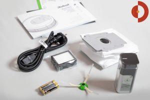 iRobot-Roomba-i7-Plus-Test-Lieferumfang-Zubehoer