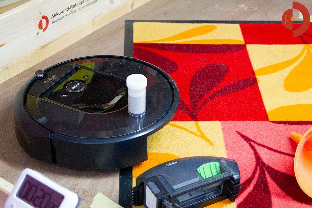 iRobot-Roomba-i7-Test-Schmutzmatte-2