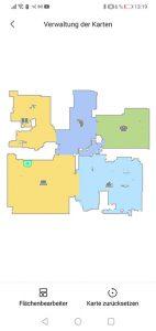Dreame-D9-App-Bedienung-Karte-Verwalten