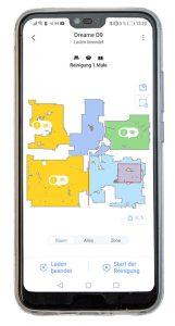 Dreame-D9-App-Smartphone-Test